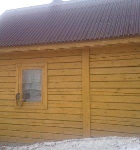 Продам готовый Дом-Баня-Бытовка из бруса 150х150
