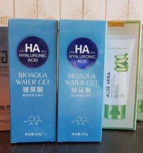 Пенки для умывания фирмы BIOAQUA