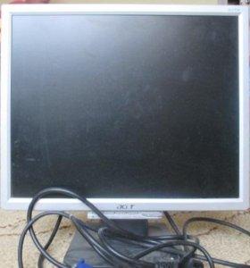 LCD Монитор Acer 17 дюймов