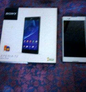 Смартфон Sony XPeria T 2