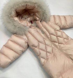 Зимний Комбез Moncler, p.80 cm