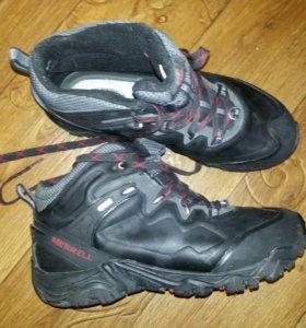 Зимнии ботинки Merrell