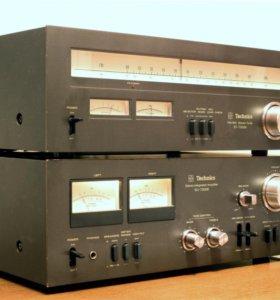 Technics SU-7300 и ST-7300 (1976 год)