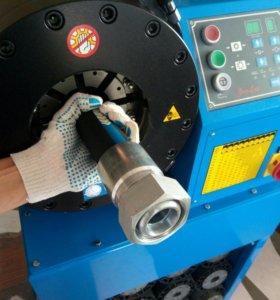 Гидравлические шланги РВД. Ремонт и изготовление