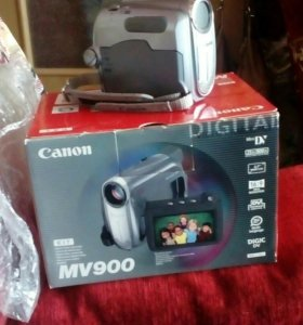Видео камера cannon