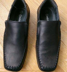 Ботинки фирмы Антилопа
