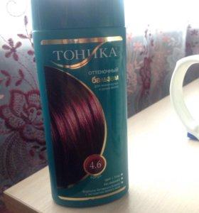 Тоник для волос ( оттеночный бальзам)