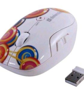 Компьютерная мышь defender To-GO MS-565 Nano