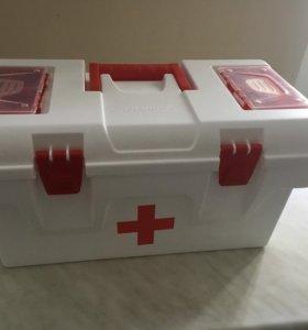 Ящик для медикаментов, пптечка