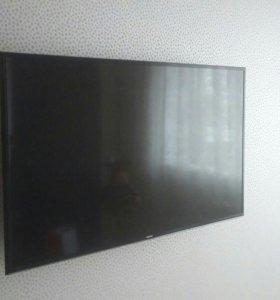 Ultra HD (4K) LED телевизор SAMSUNG UE48JU6450U