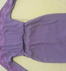 Новое платье очень красивое