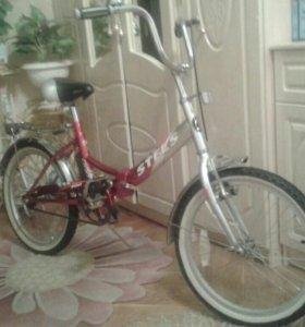 Складной велосипед Stels Pilot 420