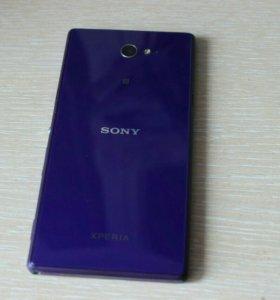 Телефон Sony Xperia M2.