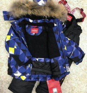 костюм зима 98,104,110,116,122