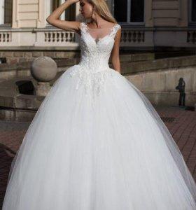 Срочно!!!!! Свадебное платье OKSANA MUKHA