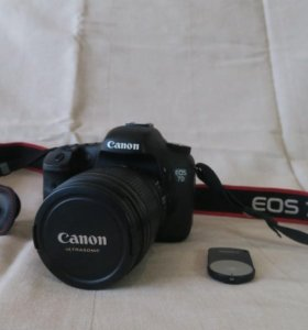 Canon EOS 7D + Canon EF-S 15-85