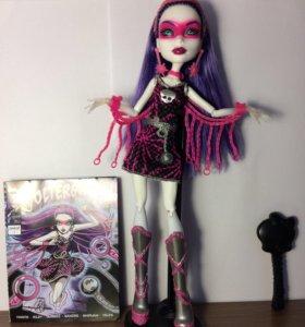 Монстер Хай/Monster High Спектра Вондергейст