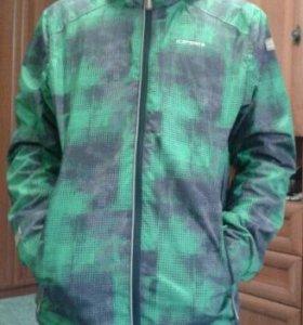 Куртка подростковая ICE peak Рост -164