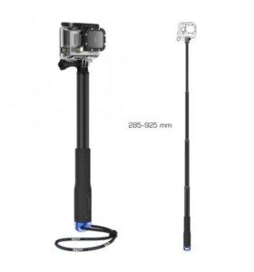 Моноподы для GoPro и других экшн камер