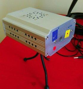 Лазерные портативные приборы для шоу
