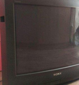 Телевизор б/у, цветной