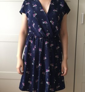 Платье и шорты