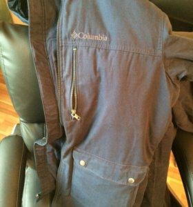Куртка парка фирмы Columbia