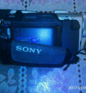 Sony,брендовая видеокамера
