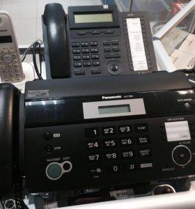 Продаётся оргтехника ( телефон, факс, клавиатура)