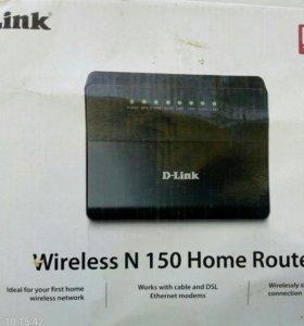 Машрутизатор Wi Fi D-Link DIR-300