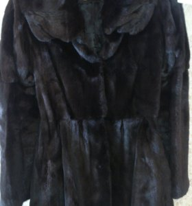 Шуба blackglama Adamo размер М
