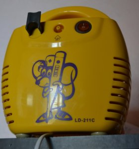 Компрессор от ингалятора Litle Doctor