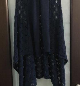 Кардиган (накидка, кофта, жилетка)