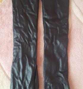 Куртка пуховая+перчатки Dior