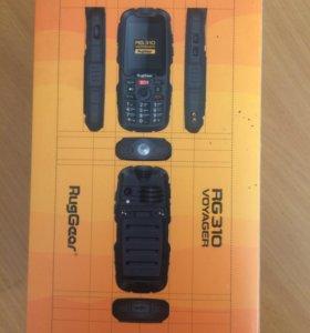 Защищённый мобильный телефон RG 310