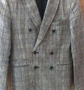 Пиджак двубортный