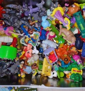 Киндер игрушки