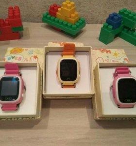 Новые детские часы - телефон с отслеживанием !