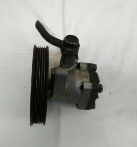 Насос ГУР на двигатель g4jp hyundai sonata