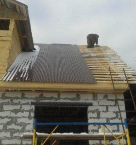 Осуществляем ремонт строительства и отделка