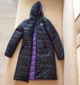 Куртка для беременных двухсторонняя