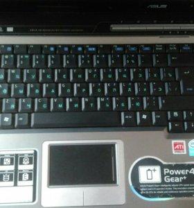 Ноутбук Asus в нерабочем состоянии