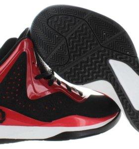 Новые высокие кроссовки Adidas 36