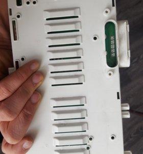 Блок управления двигателем Ariston Aqualtis