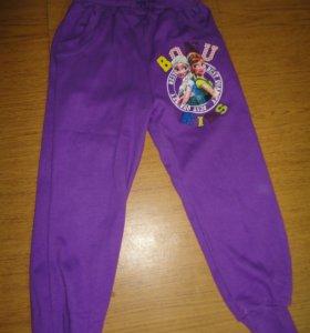 штаны на манжетах