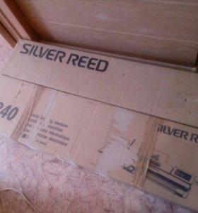 Вязальная машина Silver Reed SK840/SRP60N + ПО