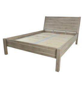 2 спальн. Кровать ikea + матрасы + наматрасник