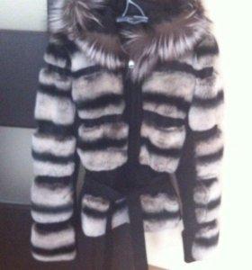 Продажа меховой куртки.