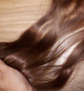 Волосы на зоколках
