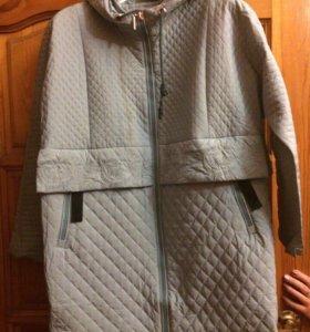 куртка(новая)  большие размеры от 50 до 60